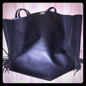 Large Victoria secret tote bag